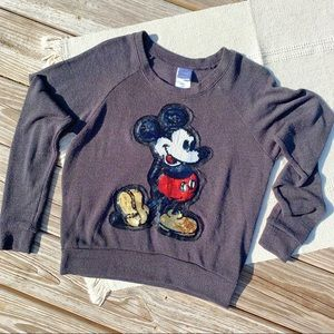 ✨ Disney Mickey in Sequins light Sweater Classic